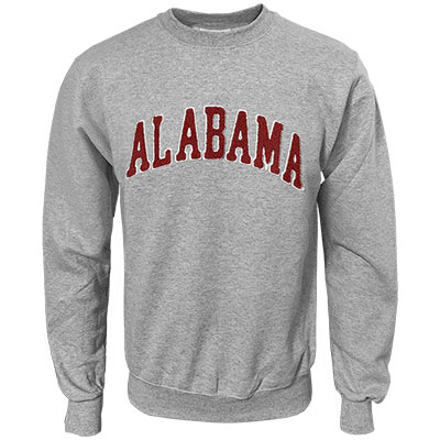 Alabama Eco Powerblend Crew Sweatshirt