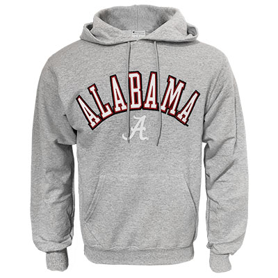 Alabama Over Script A Eco Powerblend Hoodie