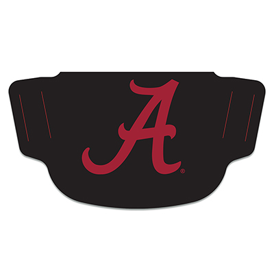 University Of Alabama Fan Mask With Script A