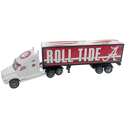 Alabama Big Rig Toy Truck With With Circle Logo Cab