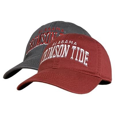 Alabama Crimson Tide Relaxed Twill Cap