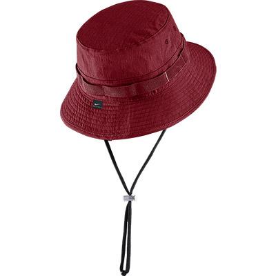 ALABAMA SCRIPT A DRY SIDELINE BUCKET HAT