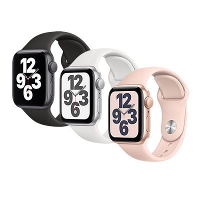 Apple Watch Se GPS Aluminum Case With Sport Band