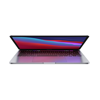 13-Inch Macbook Pro With Touch Bar Apple M1 Chip With 8-Core Cpu And 8-Core Gpu/8Gb Unified Memory