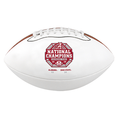 Alabama 2020 National Champions  Mini Football