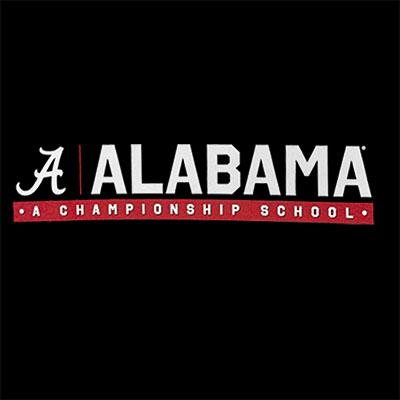 ALABAMA A CHAMPIONSHIP SCHOOL T-SHIRT