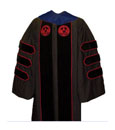 Rental Gown Doctoral Ua