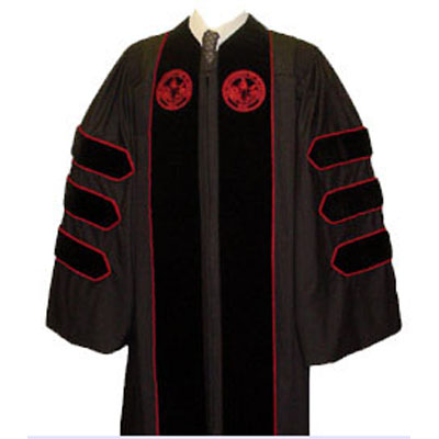 UA Doctoral Gown purchase   University of Alabama Supply Store