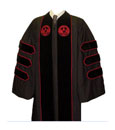 Ua Doctoral Gown  Purchase