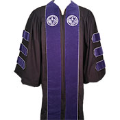Custom Ua Law Gown Purchase