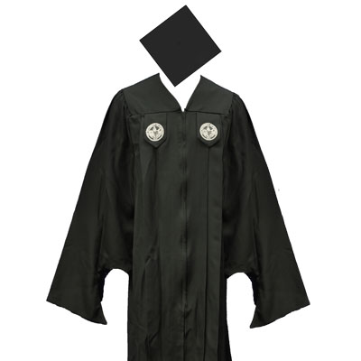 Masters Cap & Gown