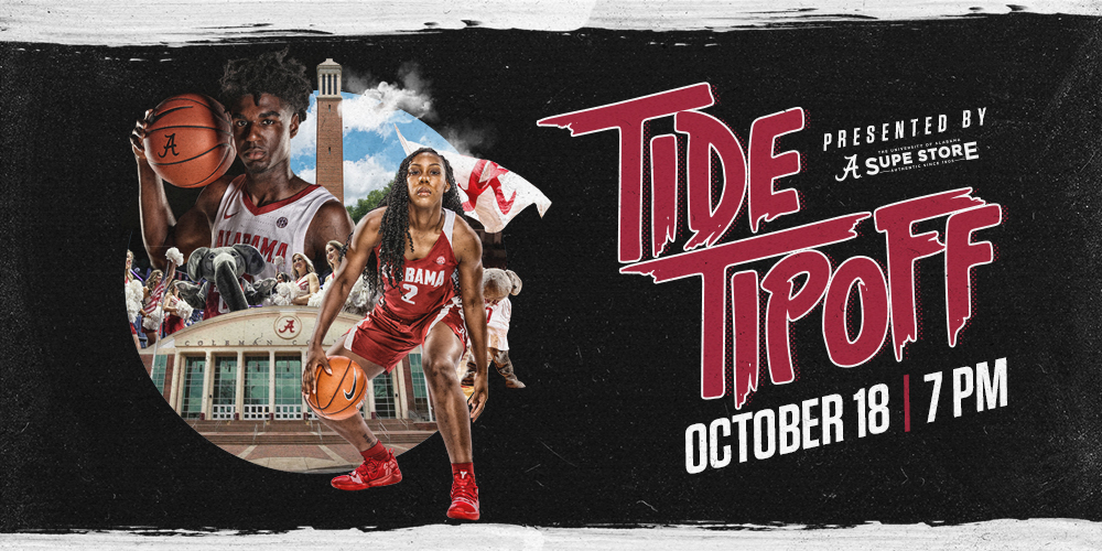 Tide Tipoff October 18th 7pm